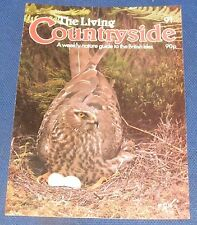 THE LIVING COUNTRYSIDE ISSUE 91 - HARRIERS/WASPS/MUNTJAC/MOSSES