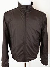 $4300 NWT TOM FORD Reverisble Brown Jacket with Lamsbkin Trim Size 54 EU 44 US