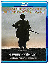 Saving Private Ryan (Blu-ray, 2010, 2-Disc Set)