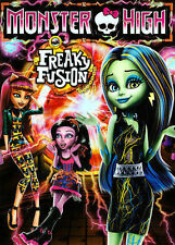 Monster High: Freaky Fusion (DVD, 2014)
