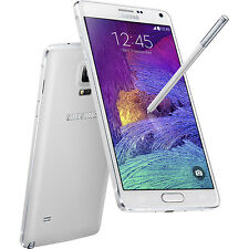 Samsung Galaxy Note 4 DUAL SIM +16 MP+ 3 GB RAM + 16 GB ROM+ WHITE+ 4G LTE+JIO