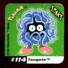 STAKS MAGNET AIMANT POKEMON N° 114 TANGELA E