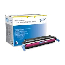 New Genuine Elite Imaging Toner Cartridge Compatible to HP C9733A Magenta NO BOX