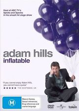 Adam Hills: Inflatable NEW R4 DVD