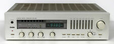 SABA RS 930 - hochwertiger Vintage 3 Band Digital Receiver der '80ger Jahre