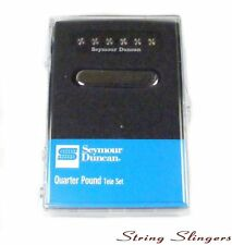 Seymour Duncan STL-3 'Quarter pound' Pickup Set for Tele Black/Chrome 11208-14