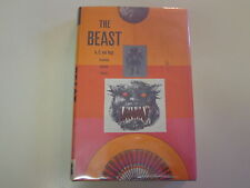 The Beast by A.E. van Vogt HBDJ 1963 BCE Doubleday Science Fiction