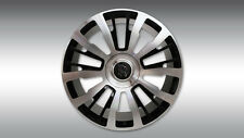 SPOFEC SP1 Black w/ Polished Surface Wheels - Rolls Royce Ghost / Wraith / Dawn