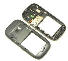 Original Nokia c7-00 marco intermedio antena altavoz tarjeta SIM lectores de vidrio de cámara