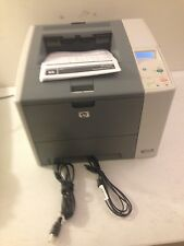 HP LaserJet P3005dn Printer w/ Toner & Cables - Tested Working - Good