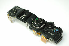 Canon G11 Top cover panel menu dial model controll Replacement part DH4146