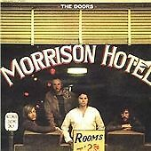The Doors - Morrison Hotel (Digitally Remastered) - CD - Elektra,-