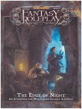 Warhammer Fantasy Roleplay: The Edge of Night - New in Shrink Wrap.