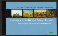 Irlande 2002 140TH anv de la galerie nationale 6.56 € brochure SB103