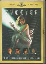 Species (Gold Edition) -  Sir Ben Kingsley - 2DVD Set