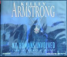 No Humans Involved by Kelley Armstrong Audiobook on 10 CDs, Unabridged