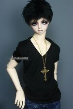 Multicolors V-Neck Base T-Shirt for BJD 1/4 1/3 SD17 Uncle Doll Clothes CMB27