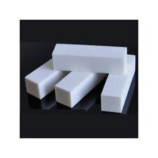 1 bloc polissoir blanc 4 faces grain 100