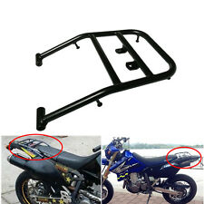 Off Road Rear Luggage Rack Shelve Fender Support For SUZUKI DRZ 400 DRZ400 06-15