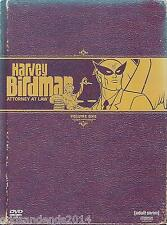 Harvey Birdman: Attorney At Law - Vol. 1 (DVD, 2005, 2-Disc Set)