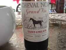 Chateau Cheval Noir, 1990, Grand Vin, 6 Flaschen