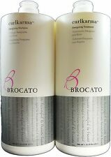 Brocato Curlkarma Energizing Shampoo and Treatment 32oz Duo