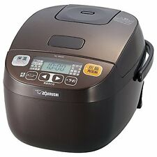 OFFICIAL NEW ZOJIRUSHI Micro rice cooker NL-BA05-TA Japan new.