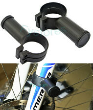 T-rail plastic handlebar adapter bicycle light mount lamp base extension holder