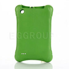 Kids Shock Proof Case For Amazon Kindle Fire 7(5th Generation 2015 edition)Green
