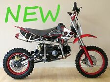 110cc Pit Bike Dirt Scrambler Motocross Bike (NEW) Latest 2017 Model!