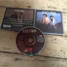 blake & brian-self-titled-curb cd 1997-another perfect day