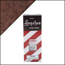 Angelus Brand Light Brown Suede Dye & Dressing with Applicator in 3 Fl. Oz.
