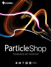 Corel Particleshop Download (No CD) Mac and Windows (64 Bit only)