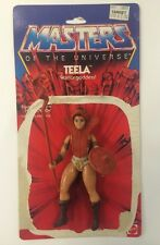 Teela MOTU CLASSICS HE-MAN MASTERS OF THE UNIVERSE With Card 100% Complete!