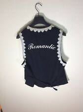 Moschino Cheap and Chic Vintage 1996 ROMANTIC Vest