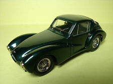 ASTON  MARTIN  DB 3/7  1955  COUPE  STREET  TIN  WIZARD  1/43  NO  SPARK