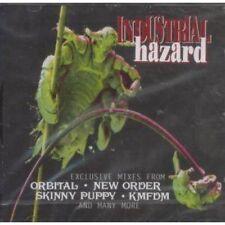 Industrial Hazard New Order, Orbital, Shamen, Tackhead, Skinny Puppy.. [CD]