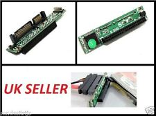 "44 Pin 2.5"" IDE Female HDD to 22 (7+15) Pin Male SATA Adapter, Converter"