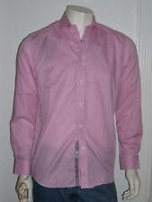 MENS NWT ROBERT GRAHAM TORINO RC PINK WHITE STRIPED SHIRT SIZE 15.5  $188.00