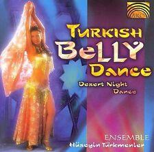 Ensemble Hüseyin Türkmenler - Turkish Belly Dance    **NEW CD**