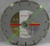 diamond cutting disco DRONCO Evolution Cool Formula ø 115 mm