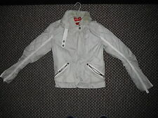 Fire Trap Rebelious Nature Ivory Medium Ladies Casual Padded Jacket