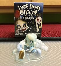 """LIVING DEAD DOLLS 2"""" FIGURINE SERIES 2 FROZEN CHARLOTTE VARIANT NEW WITH BOX"""