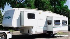 2002 KEYSTONE MONTANA MOUNTAINEER 32' FIFTH WHEEL - 2 SLIDES - SLEEPS 6 - NICE -