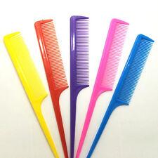 10PCS Rat Tail Tint-Bürsten-Kamm Pimple Barber Styling billig und praktisch