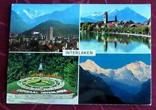 AK Ansichtskarte Interlaken Schweiz kostenloser Versand