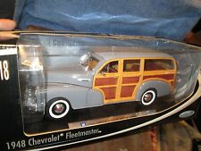 1948 chevrolet Fleetmaster    WELLY PREMIUM 1/18