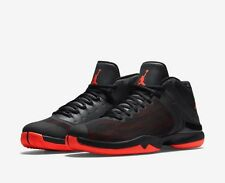 NIKE AIR JORDAN SUPERFLY 4 PO SZ 10 BLACK INFRARED  819163 012 Basketball XX9