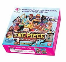 One Piece AR Carddass first wave AR-OP01 BOX Japan