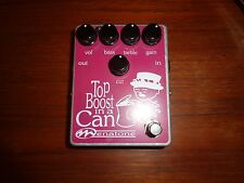 Early Menatone Top Boost in a Can 5 Knob, Hand Wired, in great shape. TBIAC